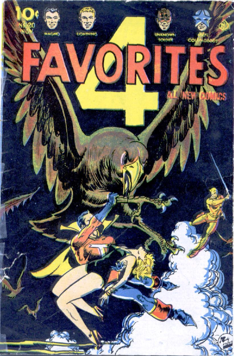 Four Favorites Vol 1 20