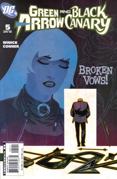 Green Arrow and Black Canary Vol 1 5