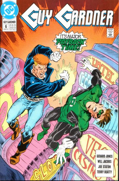Guy Gardner Vol 1 6