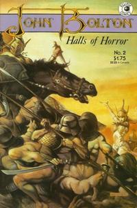 Halls of Horror Vol 1 2