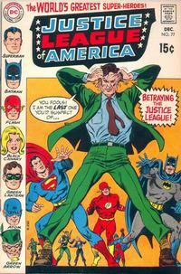 Justice League of America Vol 1 77