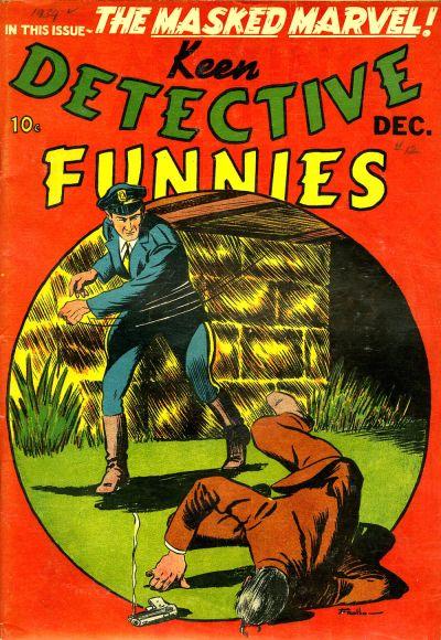 Keen Detective Funnies Vol 1 16