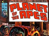 Planet of the Apes Vol 1 3