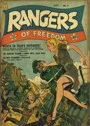 Rangers of Freedom Vol 1 7