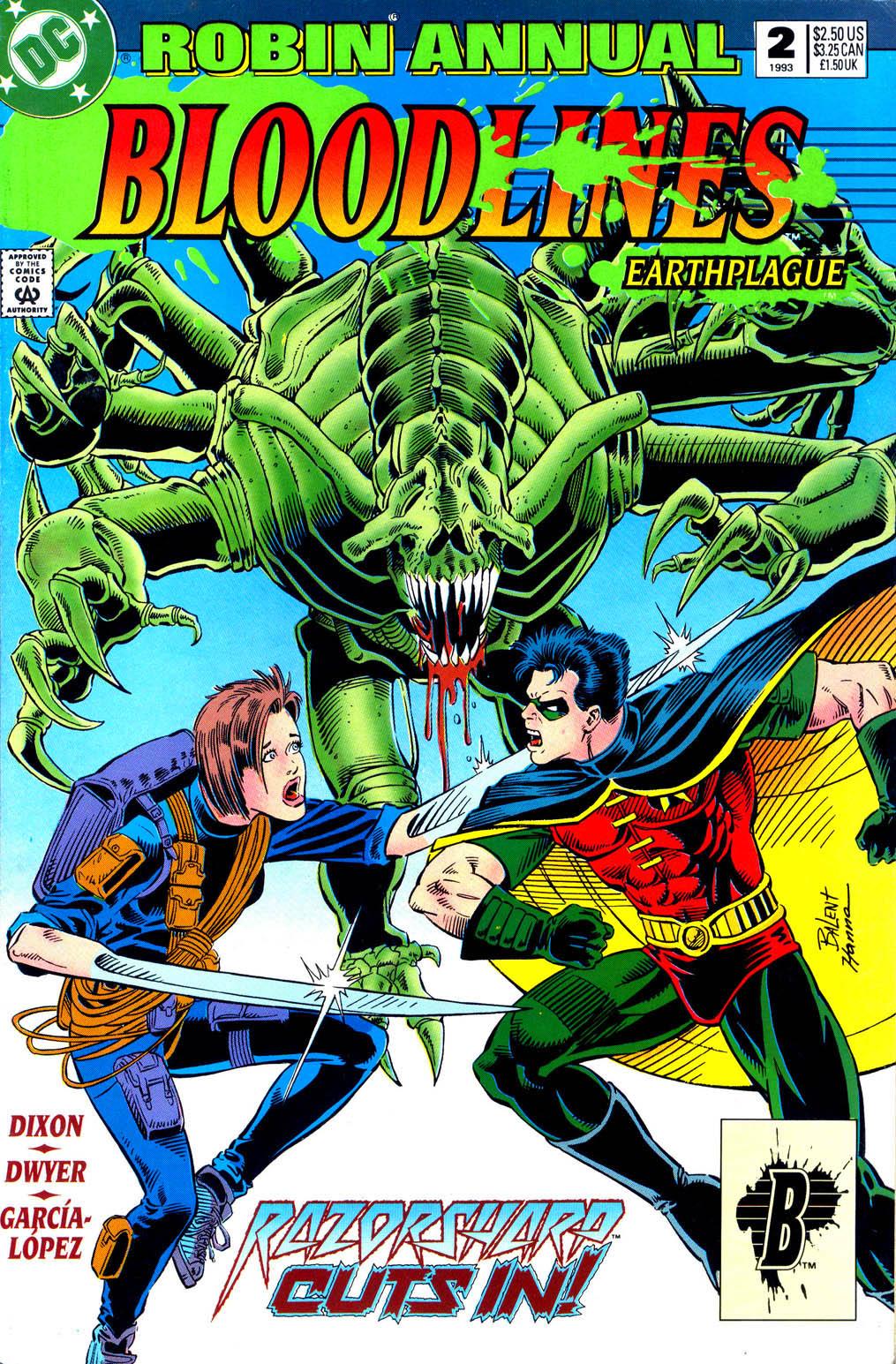 Robin Annual Vol 4 2