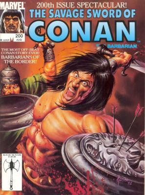 Savage Sword of Conan Vol 1 200