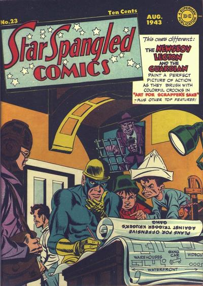 Star-Spangled Comics Vol 1 23