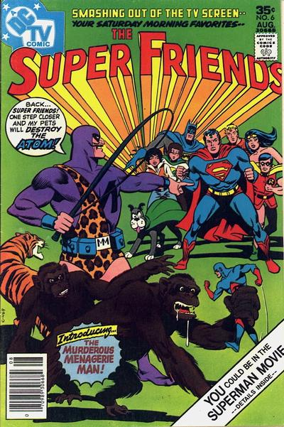 Super Friends Vol 1 6