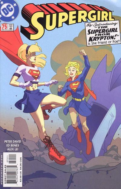 Supergirl Vol 4 75