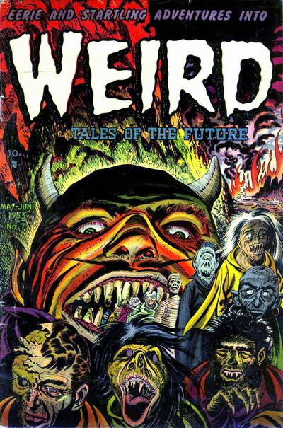 Weird Tales of the Future Vol 1 7