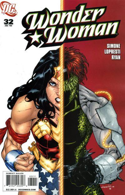 Wonder Woman Vol 3 32