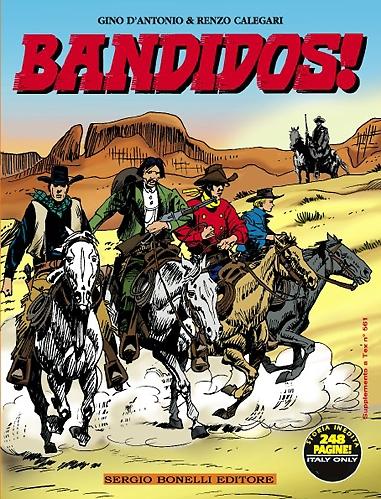 Bandidos Vol 1 1