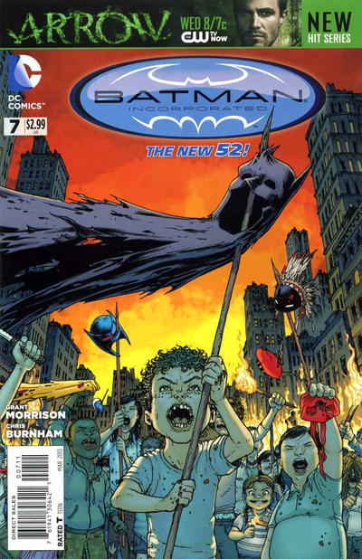 Batman Incorporated Vol 2 7