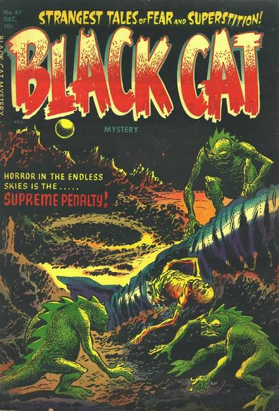 Black Cat Comics Vol 1 47