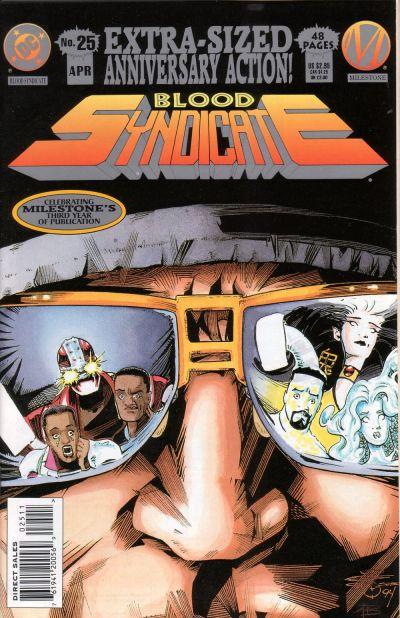 Blood Syndicate Vol 1 25