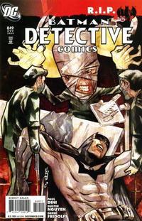 Detective Comics Vol 1 849