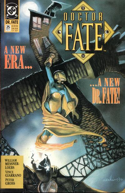 Doctor Fate Vol 2 25