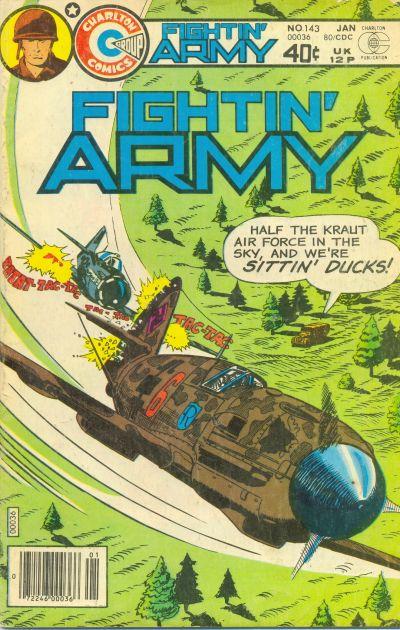 Fightin' Army Vol 1 143