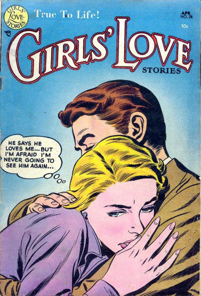 Girls' Love Stories Vol 1 28