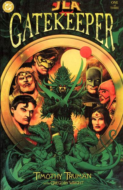JLA: Gatekeeper Vol 1