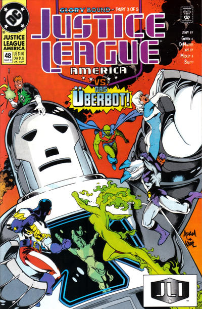 Justice League America Vol 1 48