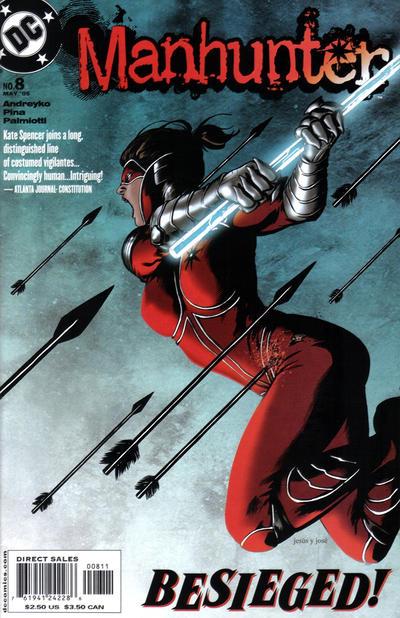 Manhunter Vol 3 8