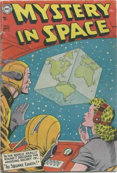 Mystery in Space Vol 1 22