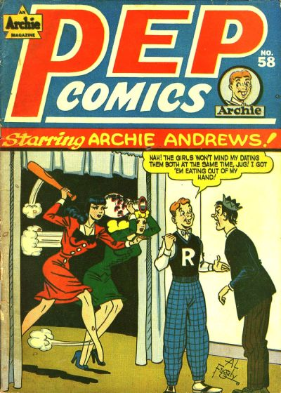 Pep Comics Vol 1 58