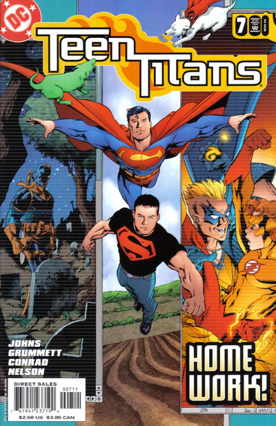 Teen Titans Vol 3 7