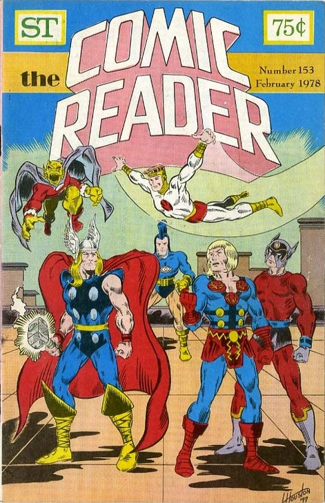 The Comic Reader Vol 1 153