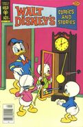 Walt Disney's Comics and Stories Vol 1 452