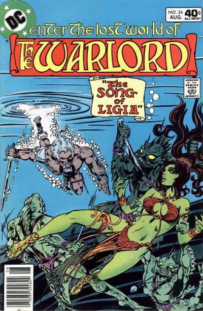 Warlord Vol 1 24