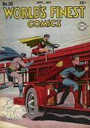 World's Finest Comics Vol 1 30