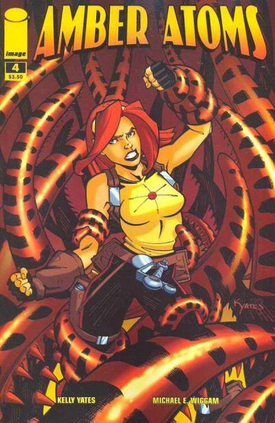 Amber Atoms Vol 1 4