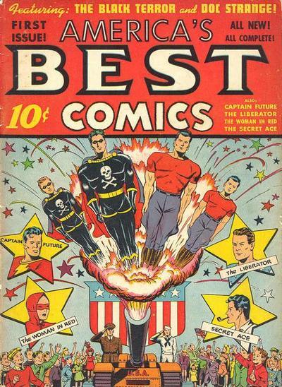 America's Best Comics Vol 1 1