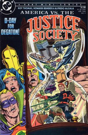 America vs. the Justice Society Vol 1 4.jpg