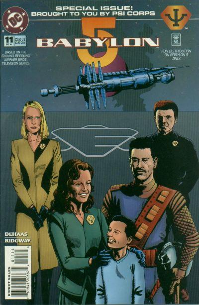 Babylon 5 Vol 1 11