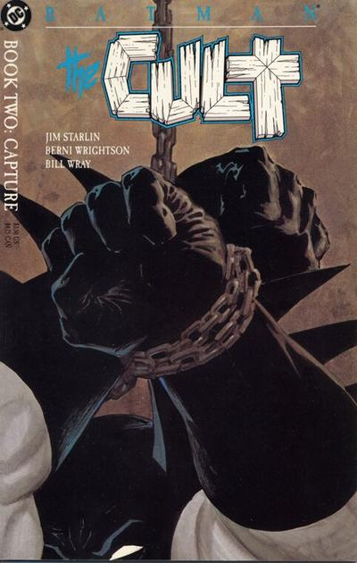 Batman: The Cult Vol 1 2