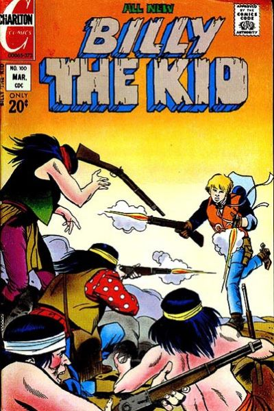 Billy the Kid Vol 1 100