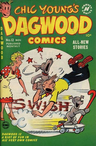 Dagwood Comics Vol 1 12