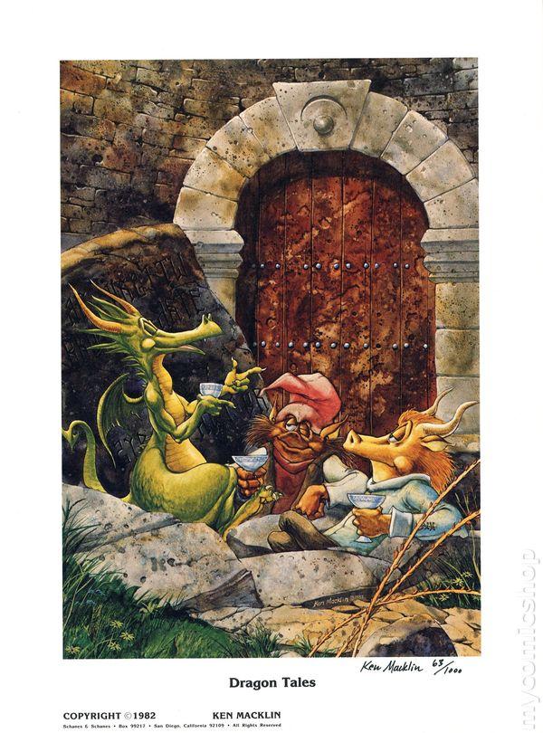 Dragon Tales (print)