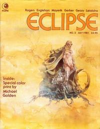 Eclipse Magazine Vol 1 2