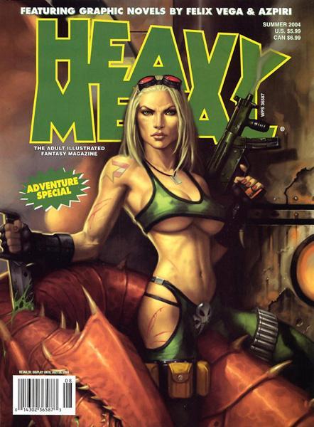 Heavy Metal Special Vol 18 2