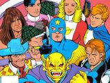 Justice League Europe Annual Vol 1 2
