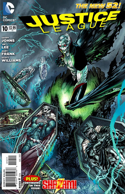 Justice League Vol 2 10