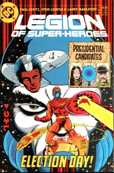 Legion of Super-Heroes Vol 3 10
