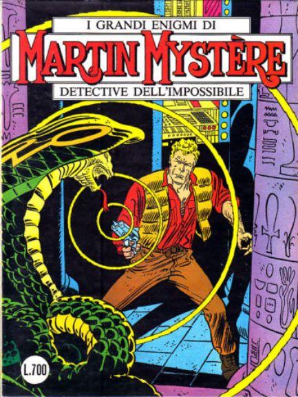 Martin Mystère Vol 1