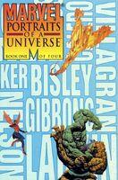 Marvel Portraits of a Universe Vol 1 1