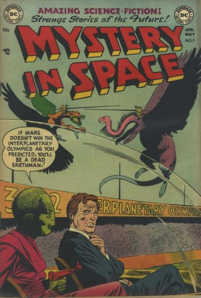 Mystery in Space Vol 1 7