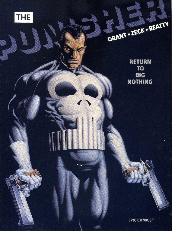 Punisher: Return to Big Nothing HC Vol 1 1